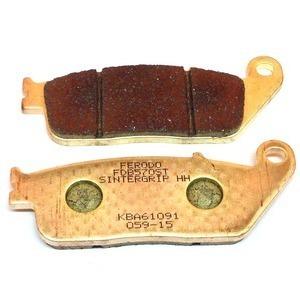 Coppia pasticche freno Ferodo FDB570 ST