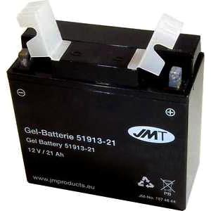 Batteria per Laverda 750 SF I gel JMT 12V-22Ah