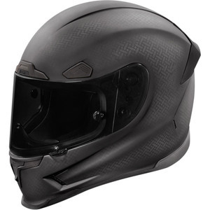 Casco Icon AirFrame Pro Carbon nero opaco