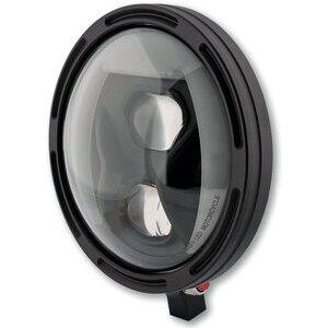 Full led headlight 6.5'' Highsider Fame-R1 Type8 black matt