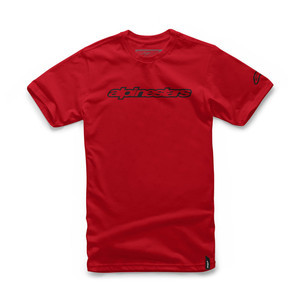 T-shirt Alpinestars Wordmark