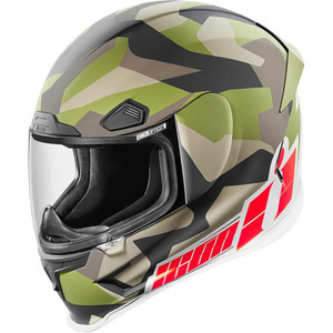 Casco Icon AirFrame Pro Deployed