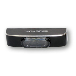 Led tail light Highsider Conero smoked