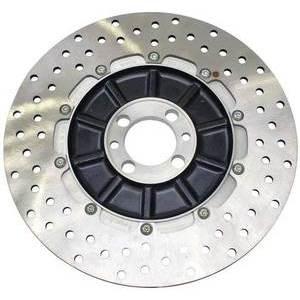 Brake disc BMW K 100 RS 16V rear rotor vented
