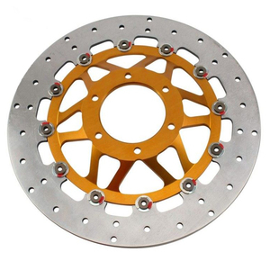 Brake disc Bimota front rotor vented floating