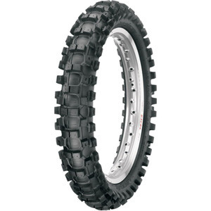 Tire Dunlop 110/90 - ZR18 (61M) GeoMax MX31 rear