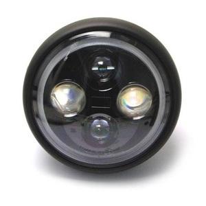 Full led headlight 7'' Sport black