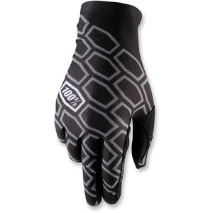 Gloves 100% Celium black