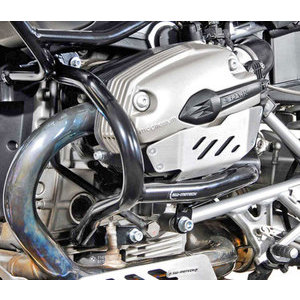 Crash bar BMW R 1200 GS SW-Motech cylinder headguard black