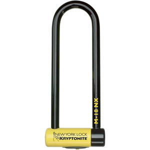 Motorcycle lock Kryptonite 103x260mm