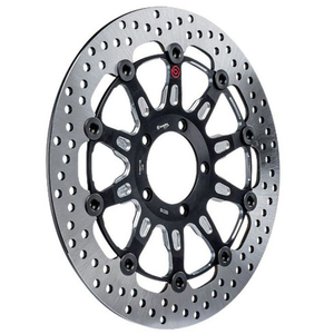 Brake disc rotor Moto Guzzi 1100 Sport front vented floating Brembo Racing