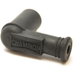 Cappuccio candela Champion PRO0U 90° nero