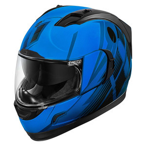 Helmet Icon Alliance GT Primary blue