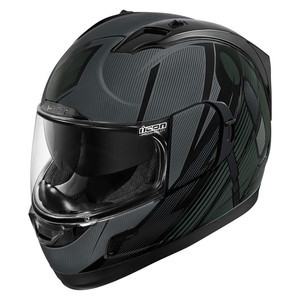 Helmet Icon Alliance GT Primary grey