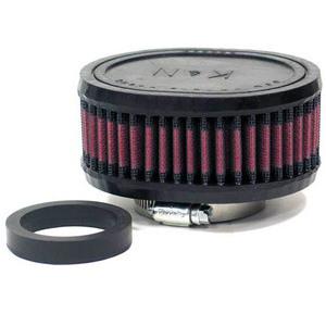 Filtro a trombetta 57x51mm cilindrico ovale K&N