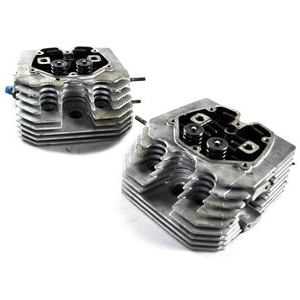 Cylinder head Moto Guzzi V 7 New Model complete pair