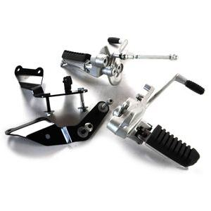 Kit pedane per Moto Guzzi V 9 New Model complete