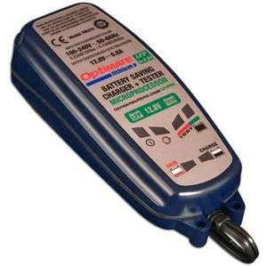 Caricabatterie TecMate Optimate Lithium TM470 singolo 12V-0.8A