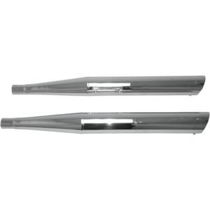 Exhaust mufflers Moto Guzzi 1000 California II Mac chrome pair