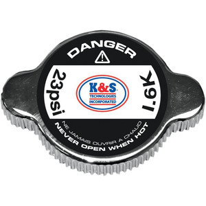 Radiator cap 1.6 bar
