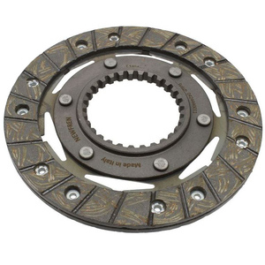 Clutch disc Moto Guzzi Serie Grossa old version NewFren