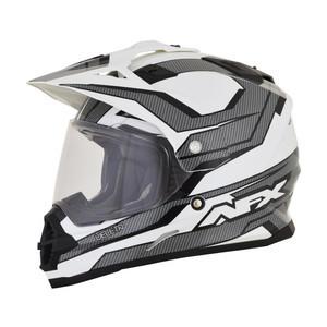 Helmet AFX Veleta grey