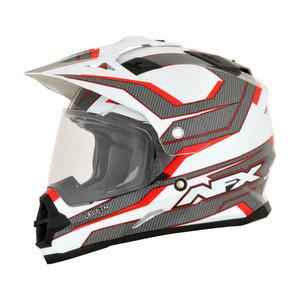 Helmet AFX Veleta red