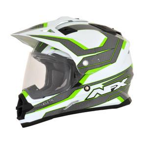 Helmet AFX Veleta green