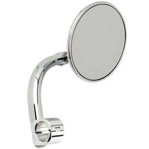 Specchietto retrovisore bar-end BiltWell 22mm cromo