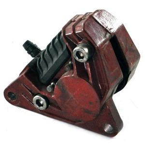 Pinza freno anteriore Brembo P08 sinistra usata