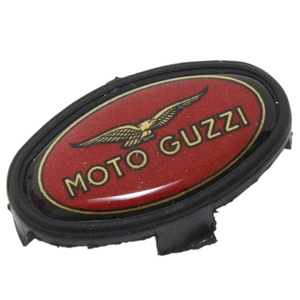 Cylinder head cover emblem Moto Guzzi 1200 Griso right