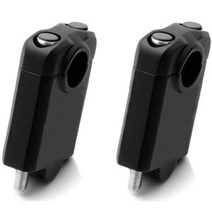 Handlebar risers SW-Motech 50mm pair