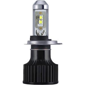Led bulb 12V H4, 23W 6000K