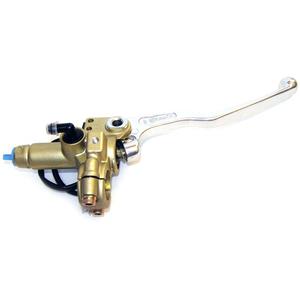 Pompa freno anteriore Brembo PS16 serbatoio separato Serie Oro