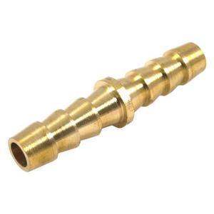 Connettore tubo benzina 6mm ottone