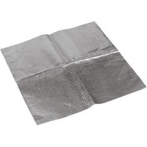 Exhaust heat protection steel 45x45cm