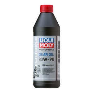 Gear oil Liqui Moly 80W-90 1lt
