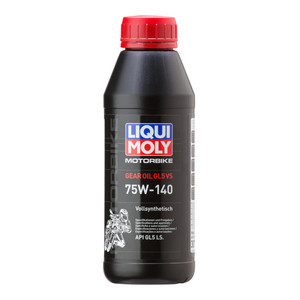 Gear oil Liqui Moly 75W-140 500ml