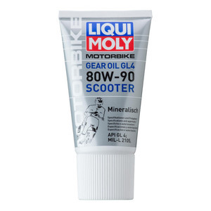 Gear oil Liqui Moly 80W-90 150ml