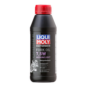 Olio forcella Liqui Moly SAE 7.5W 1lt