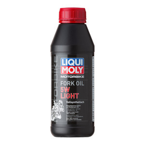 Fork oil Liqui Moly SAE 5W 500ml