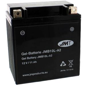 Batteria per Kawasaki Z 650 F gel JMT 12V-11Ah
