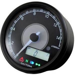 Electronic multifunction gauge Daytona80 15K