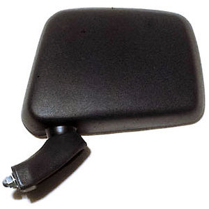 Specchietto retrovisore per Suzuki GSX-R 750 nero sinistro