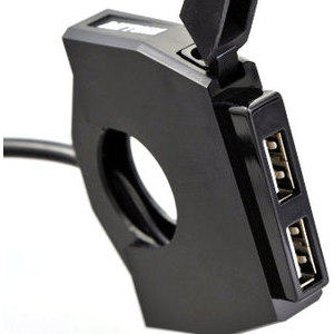 Presa USB 5V, 4A Daytona Slim doppia