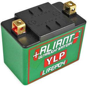Batteria LiFePO4 Aliant YLP12 12V-220A, 12Ah