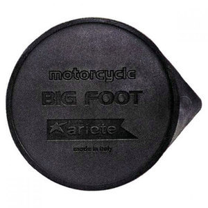 Big Foot cavalletto laterale Ariete nero