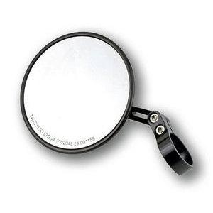 Specchietto retrovisore bar-end Highsider Montana 2 nero