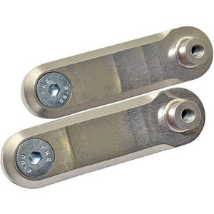 Adjustable footpeg joints mountings 50mm
