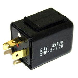 Relè intermittenza frecce alogene 6V, 21Wx2+3.4W